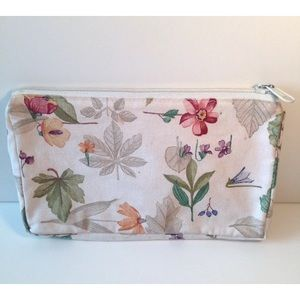 Longaberger Cosmetic Bag